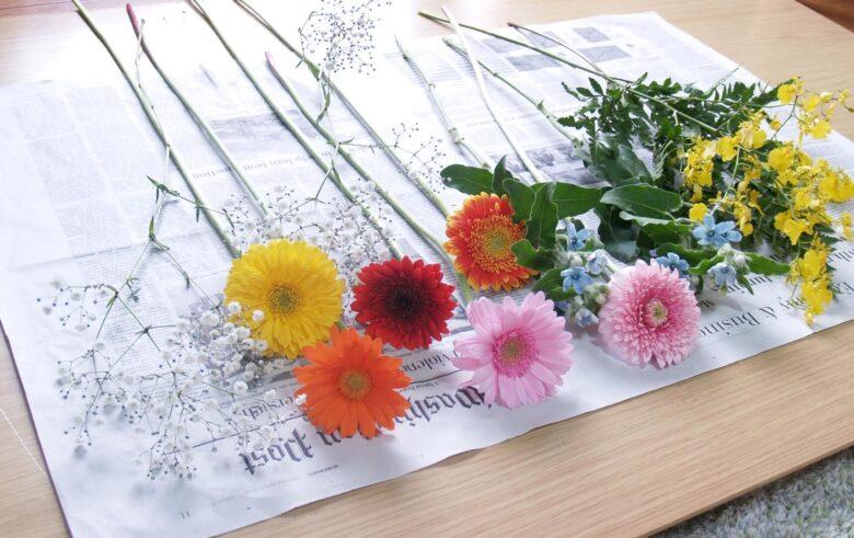 ピュアフラワー(Pure flower) 花 茎