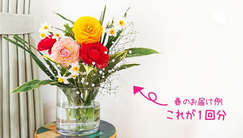 ピュアフラワー(Pure flower) 花のボリューム