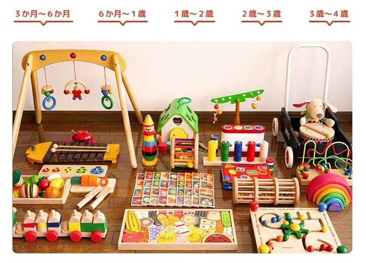 イクプル(IKUPLE)おもちゃ