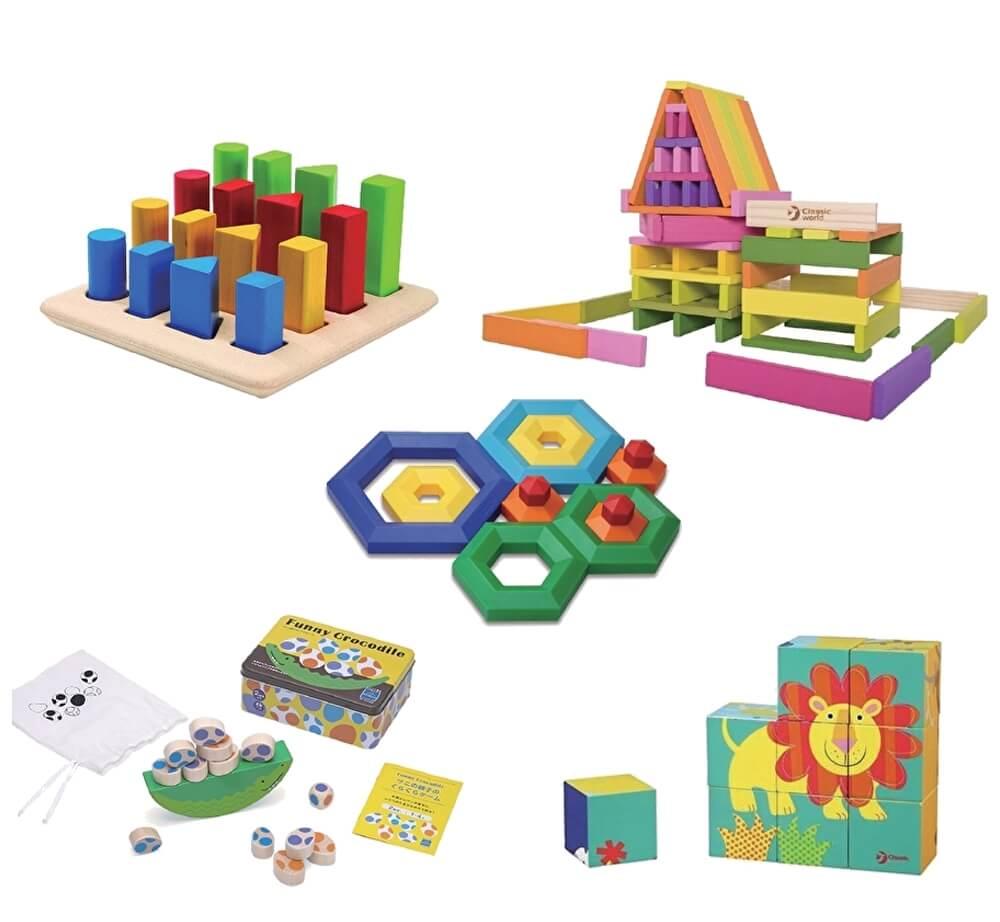 おもちゃ Cha Cha Cha 特別支援教育プラン