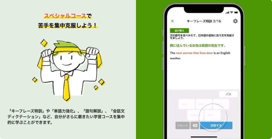 ポケット語学 スペシャルコース